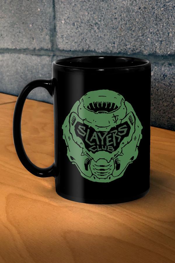 Bethesda Gear Slayers Club Doom
